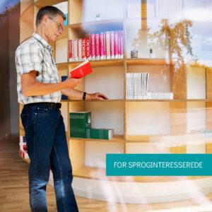 Rundvisning i dansk sprognævn for sproginteresserede